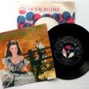 Discos de vinilo: MAX STEINER - GONE WITH THE WIND (LO QUE EL VIENTO SE LLEVÓ) - SINGLE VICTOR 1966 JAPAN BPY. Lote 94525638