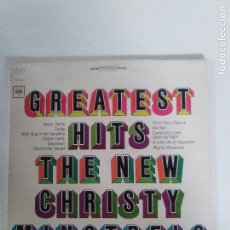 Discos de vinilo: THE NEW CHRISTY MINSTRELS GREATEST HITS ( 1965 COLUMBIA USA ) FOLK ROCK . Lote 94530798