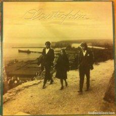 Discos de vinilo: EL SILENCIO - CLAUSTROFOBIA - LP JUSTINE 1986. Lote 94534954