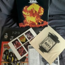 Discos de vinilo: KISS THE ORIGINALS JAPONES TRIPLE LP. Lote 94546596