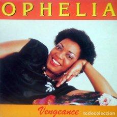 Discos de vinilo: LP- OPHELIA ?– VENGEANCE (REGGAE-FUNK-SOUL-FOLK-ZOUK-SOCA) RARE. Lote 94560575