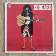 Discos de vinilo: RARE EP FRENCH EDOUARD LES HALLUCINATIONS D'EDOUARD BOB DYLAN SISA KEVIN AYERS NEIL YOUNG. Lote 94561459
