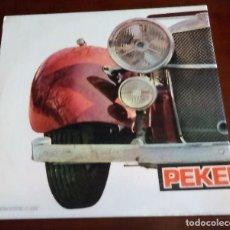 Discos de vinilo: PEKENIKES - LP - S-26132 - PORTADA DOBLE -BUEN ESTADO. Lote 94562663