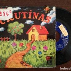 Discos de vinilo: CICUTINAS, LAS - MARY CARMEN (EMI) SINGLE PROMOCIONAL. Lote 94573307