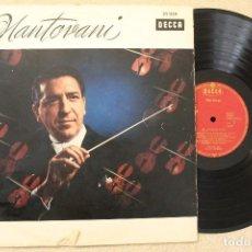 Discos de vinilo: MANTOVANI LP VINILO MADE IN GERMANY . Lote 94582527