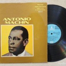Discos de vinilo: ANTONIO MACHIN COLECCION GIGANTES DE LA CANCION LP VINILO MADE IN SPAIN 1970. Lote 94584463