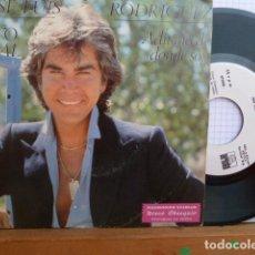Discos de vinilo: JOSE LUIS RODRIGUEZ -EL PUMA- PAVO REAL -ADIVINA DE DONDE SOY-. Lote 94599947