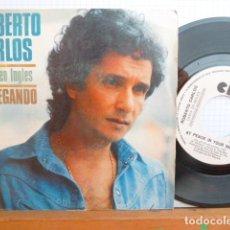 Discos de vinilo: ROBERTO CARLOS -NAVEGANDO -CANTA EN INGLES-. Lote 94600147