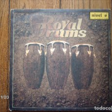 Discos de vinilo: TRIBAL MAN - FOR THE CLUB + GIVE ME SOME MORE . Lote 94600395