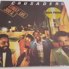 Discos de vinilo: VINILO LP , CRUSADERS STREET LIFE 300S. Lote 94600643