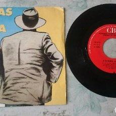 Discos de vinilo: RAIMUNDO FAGNER, CHICO BUARQUE, PATXI ANDION: A AURORA / ODA A WALT WHITMAN (CBS 1986). Lote 94615959
