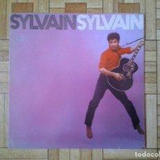 Discos de vinilo: SYLVAIN SYLVAIN – SYLVAIN SYLVAIN - 1º LP USA 1979 - CARPETA VG+ VINILO VG++. Lote 94618735
