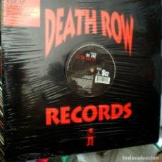 Disques de vinyle: DR. DRE – LET ME RIDE EP 4 TEMAS. Lote 94621371