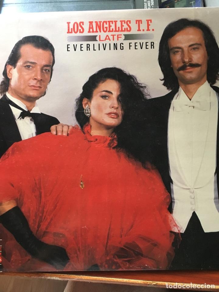 LOS ANGELES T.F-LATF-EVERLIVING FEVER-1983-NUEVO (Música - Discos de Vinilo - Maxi Singles - Pop - Rock - New Wave Internacional de los 80)