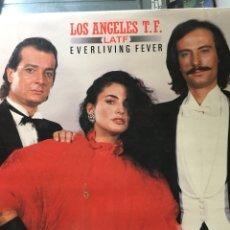 Discos de vinilo: LOS ANGELES T.F-LATF-EVERLIVING FEVER-1983-NUEVO. Lote 94622704