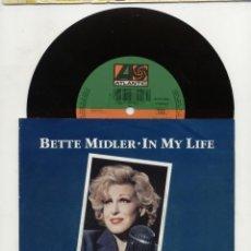 Discos de vinilo: BETTE MIDLER BSO FOR THE BOYS. Lote 94627567