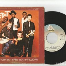 Discos de vinilo: THE BEAT: MIRROR IN THE BARTHROOM + JACKPOT. Lote 94627895