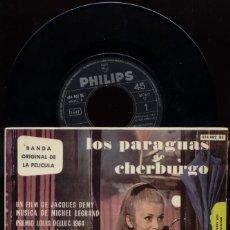 Discos de vinilo: LOS PARAGUA DE CHERBURGO. Lote 94632823