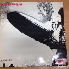 Discos de vinilo: LP LED ZEPPELIN / LED ZEPPELIN EDITADO POR HISPAVOX 1976 . Lote 94635643