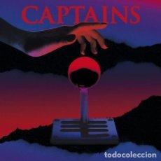 Discos de vinilo: LP CAPTAINS VINILO FEE REEGA ASTURIAS . Lote 94636011