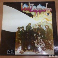 Discos de vinilo: LP LED ZEPPELIN / LED ZEPPELIN II EDITADO EN ESPAÑA HISPAVOX 1969. Lote 94652367