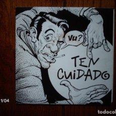 Discos de vinilo: TEN CUIDADO - MAÑANA SOL + RODEO . Lote 94657363