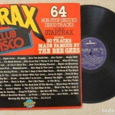 Discos de vinilo: STARTRAX 64 DISCO CLUB LP VINILO MADE IN SPAIN 1981. Lote 94668683