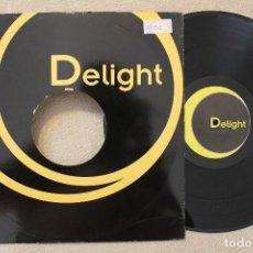 Discos de vinilo: GLORIA GAYNOR OWEN REPLAY & JIMMY NAZIM NEVER CAN SAY GOODBYE MAXI SINGLE VINILO MADE IN ITALY . Lote 94675659