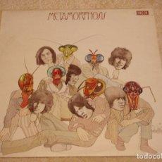 Discos de vinilo: THE ROLLING STONES - METAMORPHOSIS ENGLAND-1975 LP DECCA. Lote 94677227