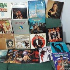 Discos de vinilo: LOTAZO 17 LPS ANTIGUOS. Lote 94680286