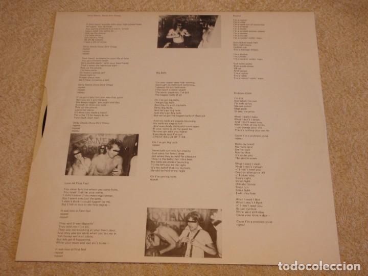 Discos de vinilo: AC/DC – Dirty Deeds Done Dirt Cheap, UK 1976 Atlantic - Foto 4 - 94682623