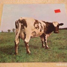Discos de vinilo: PINK FLOYD ( ATOM HEART MOTHER ) 1970 - GERMANY LP33 HARVEST. Lote 94685079