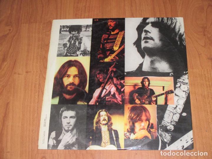 Discos de vinilo: ERIC CLAPTON - HISTORY OF - POLYDOR - SPAIN - DOBLE LP - T - - Foto 3 - 94687883