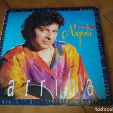 Discos de vinilo: FRANCESCO NAPOLI - ARRIBA. Lote 94689631