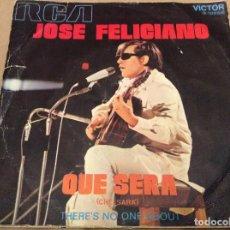 Discos de vinilo: JOSÉ FELICIANO. QUÉ SERÁ - RCA, 1971. Lote 94696351