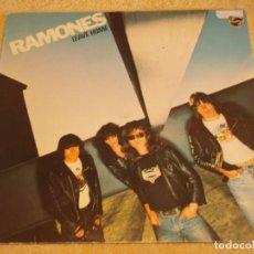 RAMONES ( LEAVE HOME ) 1977 - SCANDINAVIA LP33 PHILIPS