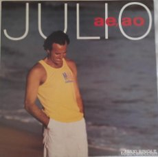 Discos de vinilo: JULIO IGLESIAS: AE, AO. Lote 94716591