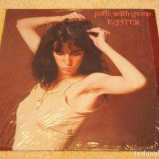 Discos de vinilo: PATTI SMITH GROUP ( EASTER ) 1978 - GERMANY LP33 ARISTA. Lote 94720147