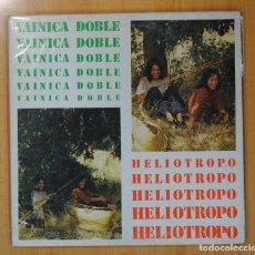 Discos de vinilo: VAINICA DOBLE - HELIOTROPO - GATEFOLD - LP. Lote 94726999