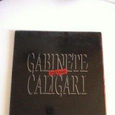 Discos de vinilo: LP GABINETE CALIGARI. Lote 94739111