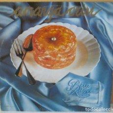 Discos de vinilo: PAU RIBA - AMARGA CRISI EDIGSA - 1981 CON POSTER Y LETRAS. Lote 94744031
