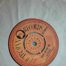 Discos de vinilo: PAT RHODEN - COME BESIDE ME / WHAT ABOUT YOU - TROJAN REGGAE 1973. Lote 94744827