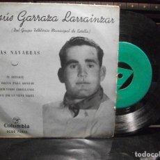 Disques de vinyle: JESUS GARRAZA LARRAINZAR - EL GURUGU + 3 - EP. Lote 94760975