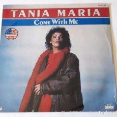 Discos de vinilo: TANIA MARIA - COME WITH ME - 1985. Lote 94798863