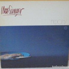 Discos de vinilo: MAX SUNYER - FICCIONS BLAU - 1984. Lote 94811103