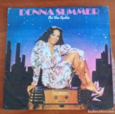 Discos de vinilo: DONNA SUMMER / ON THE RADIO / THERE WILL ALWAYS BE A YOU (SINGLE 1979) CASABLANCA. Lote 94814111