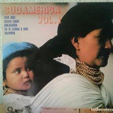 Discos de vinilo: LOS CARABELA,,SUDAMERICA VOL.1,1973,LP. Lote 94815135