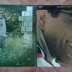 Discos de vinilo: TONY BENNETT,,LOTE DE 2 LPS. Lote 94823723