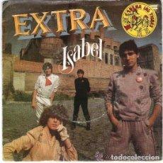 Discos de vinilo: EXTRA / ISABEL / SOLOS TU Y YO (SINGLE 81). Lote 94863659