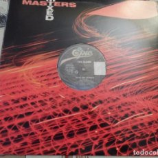 Discos de vinilo: THE CLASH - ROCK THE CASBAH / MUSTAPHA DANCE. Lote 94868987
